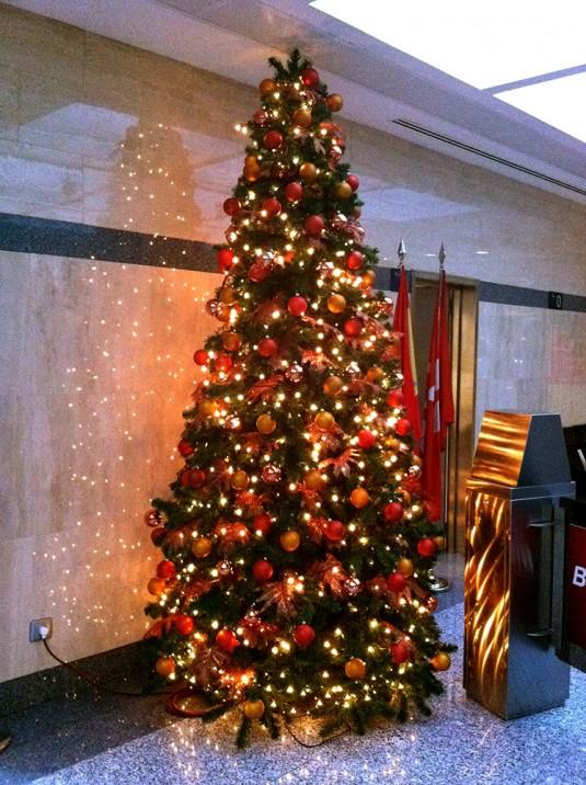 Rboles navidad color ocre b m rboles de navidad - Arboles de navidad colores ...