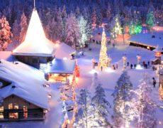 Una Navidad en Laponia: Navidad 2017